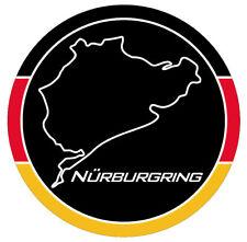 nurburgring sticker vw AUDI RS4 G60 G40 EURO bmw m3 m4