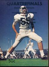 1981 Texas State Quarterfinal Program Hereford v Eastern Hill Dec 5
