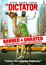 The Dictator - DVD - (disc only)