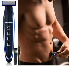 Micro Touch Men's Rechargeable Full Body Long  Hair Trimmer, Shaver and Groomer