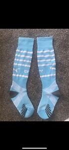 Manchester City Home Kids Socks