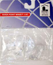 HO RIVER POINT STATION Ladder Set : 1/87 Model Detail Parts