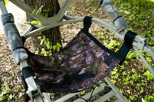 Rustic Outdoor Products Universal Replacement Tree Stand Regular Camo Seat