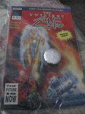 The Twilight Zone Science Fiction Special w/ Hologram Button PolyBag Now Comics