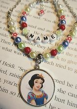 Snow White.. Gift set Necklace Bracelets, Personalised Jewellery for Children!