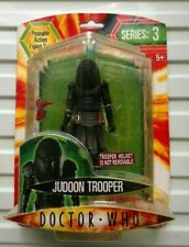 Dr Who Series 3 Judoon Trooper Action Figure Carded. Helmet Is Not Removable