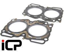 ICP MLS Cylinder Head Gaskets Fits: Subaru Impreza EJ20 Turbo 1.6mm WRX STi RA