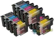12 LC900 Ink Cartridge Set For Brother Printer DCP110C DCP111C DCP115C DCP117C