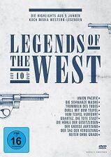 DVD LEGENDS OF THE WEST - 10 DISC-BOX-SET - KOCH MEDIA WESTERN LEGENDEN * NEU *