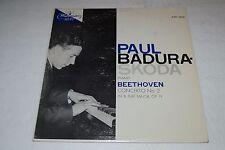 Paul Badura-Skoda~Beethoven Concerto No. 2 in B Flat Major~Westminster~FAST SHIP