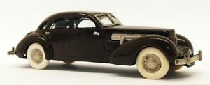Western Models 1/43 Scale Model Car WMS21 - 1937 Cord 812 Custom - Unboxed