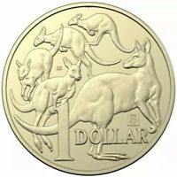 2019 AUSTRALIAN $1 ONE DOLLAR COIN - S PRIVY 35 MINTMARK AUSTRALIA DISCOVERY