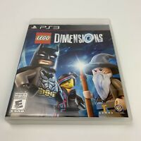 PlayStation 3 Ps3 Lego Dimensions Game Only