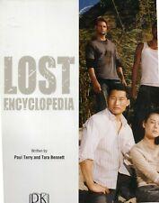 LOST ENCYCLOPEDIA BOOK