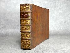 MATHIEU DE LA PORTE. LA SCIENCE DES NEGOCIANTS ET TENEURS DE LIVRES. 1753
