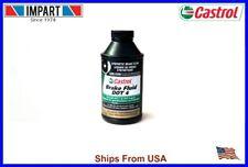 Castrol GT LMA Brake Fluid DOT 4 (1) 12oz. Bottle