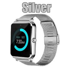 Z60 SMART WATCH Orologio Bluetooth PER Apple/iPhone  SILVER