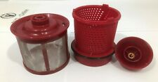 Genuine Hoover discovery/ HFree700  replacement HSPIN filter  Turquoise,Red,Blue