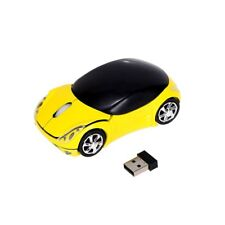 2.4GHz Optical Wireless Mouse Gaming Mice Car Shape with USB Receiver for PC