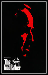 The Godfather FRIDGE MAGNET 6x8 Magnetic Movies Poster Marlon Brando
