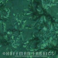 Hoffman 1895 Batik Watercolour Fabric 100% Cotton Christmas #189