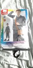 Boys Wartime Costume WW2 Boy Fancy Dress Book Week Day Outfit Kids Outfit age 13