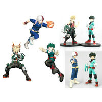 "My Hero Academia Boku no Hero DXF All Might 7"" Action Figures Anime Toy Gift Set"