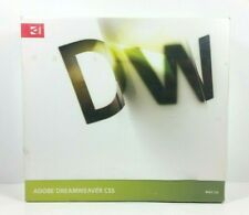 Adobe Web Design Html Editor Software English Version For Sale Ebay