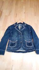 Gerry Weber***effektvolle Jeansjacke mit hellen Nähten** Größe 40 wieNEU