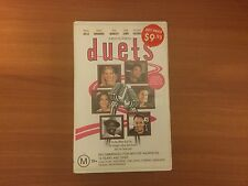 Duets VHS Video With Gwyneth Paltrow & Huey Lewis