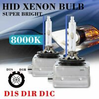 2PCS Bright D1S 8000K 66140 66144 85410 85415 HID XENON HEADLIGHT BULBS SET