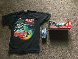 2 Jeff Gordon #24 1:18 1:64 Diecast Pepsi Nascar & Bonus L T Shirt