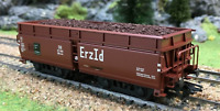 Marklin 00722 SINGLE  Erz Ir Hopper Freight Car  w/Real Iron Ore DB