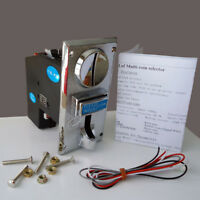 Multi Coin Acceptor Coin Selector support 1-8 Type of Coins for Vending Machines