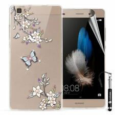Matte Mobile Phone Fitted Cases/Skins for Huawei
