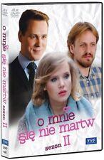 O MNIE SIE NIE MARTW Sezon 2 DVD 2015  POLISH POLSKI