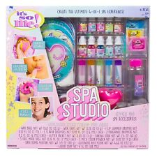 It's So Me! Spa Studio 35 Piece Set Bath Bombs Lip Balms Masks Horizon Group New