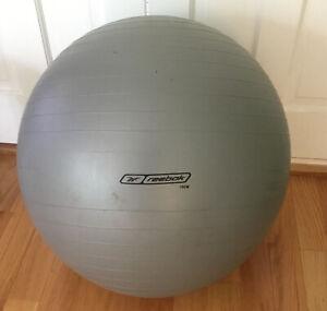 Reebok Yoga Fitness Ball - Gray