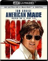 American Made [New 4K UHD Blu-ray] With Blu-Ray, 4K Mastering, 2 Pack