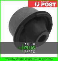 Fits TOYOTA ARISTO JZS160/JZS161 - Rubber Suspension Bush Front Lower Arm