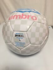 Umbro Size 1 Soccer Ball White And Gray