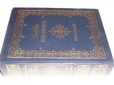easton press Emily Post's Etiquette 17th Edition by Peggy Post