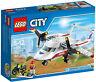 LEGO City - 60116 Rettungsflugzeug / Ambulance Plane - Neu & OVP