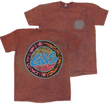 G&S / Gordon & Smith Vintage Puff Print Surf Tee Shirt - '80s Surfing Retro M AW