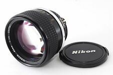Excellent Nikon Ai-s Nikkor 85mm f/1.4 MF lens Ais From Japan RefNo 137029