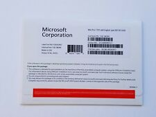 Microsoft Windows 7 PROFESSIONAL SP1 64Bit  FULL VERSION
