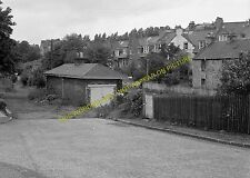 Blackford Hill Railway Station Photo. Newington - Morningside Road. Edinburgh (8