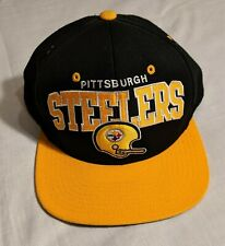 Pittsburgh Steelers hat Mitchell & Ness NFL Vintage Collection Snap back Hat