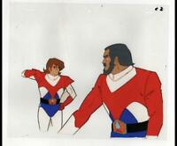 z1030w Divine Demon-Dragon Gaiking 1976 Original Japanese Anime Cel