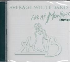 Average white Band-Live at Montreux 1977 CD NEUF & OVP!